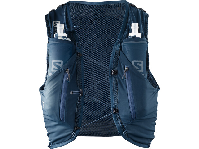 Salomon Adv Skin 12 Backpack Set Poseidon/Night sky